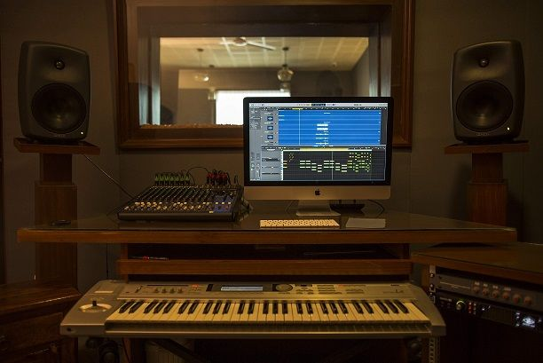 recording studio in south delhi